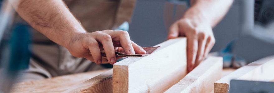 Installer des tasseaux en bois